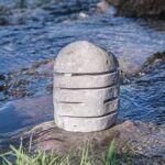 Wanda Collection Lampe de jardin en pierre de rivière 30-35cm Choisissez... par LeGuide.com Publicité