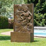 Wanda Collection Grande Fontaine de jardin mur d'eau déesse balinaise... par LeGuide.com Publicité