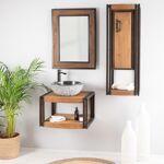 Wanda Collection Meuble de salle de bain suspendu Elégance 60 cm Le meuble... par LeGuide.com Publicité