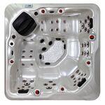 Bain et Confort   Spa Meridian - 5 places - Evasion   Dimensions : 230... par LeGuide.com Publicité
