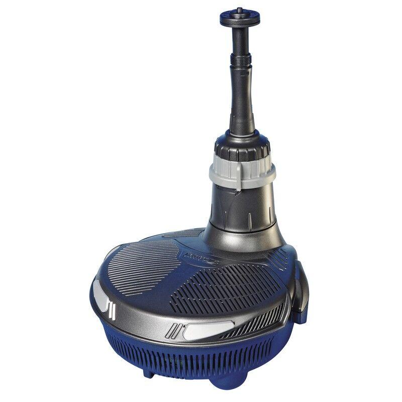 Hozelock Pompe immergée Tout en Un incluant filtre et UV 4500l max