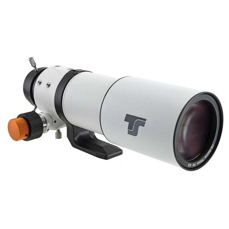 TS Optics Réfracteur apochromatique TS Optics AP 70/420 ED OTA