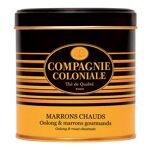Compagnie Coloniale Thé Marrons Chauds en boîte métal luxe de 100 g Sur... par LeGuide.com Publicité
