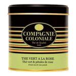 Compagnie Coloniale Thé Vert à la Rose en boîte métal luxe de 100 g Un... par LeGuide.com Publicité