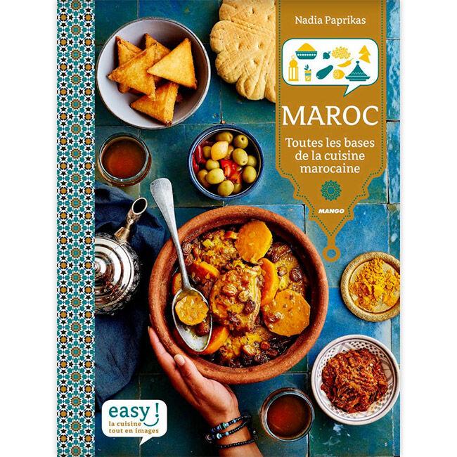 Divers Easy Maroc - Toutes les bases de la cuisine marocaine
