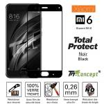xiaomi  Xiaomi Mi 6 - Vitre protection intégrale - Verre trempé avec cadre... par LeGuide.com Publicité