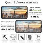 huawei  Huawei Honor View 10 - Verre trempé intégral - Total Protect -... par LeGuide.com Publicité