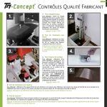 huawei  Huawei Honor 8X - Verre trempé intégral avec cadre Noir - TM Concept... par LeGuide.com Publicité
