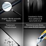 apple  Apple iPhone XS Max - Verre trempé intégral Protect Noir - adhérence... par LeGuide.com Publicité