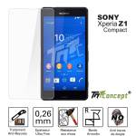sony  Sony Xperia Z1 Compact - Vitre de Protection Crystal - TM Concept... par LeGuide.com Publicité