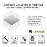 huawei  Huawei P20 Pro - Verre trempé Anti-Espions - Intégral Privacy -... par LeGuide.com Publicité