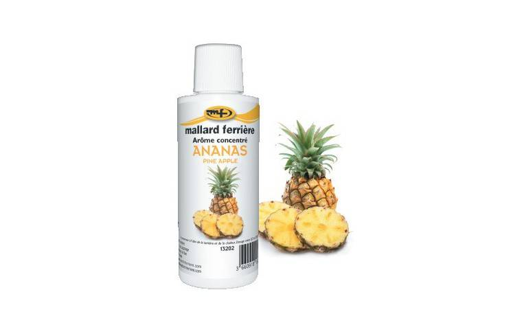Mallard ferrière Arôme alimentaire concentré Ananas 125ml