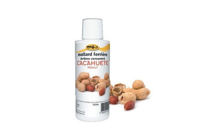 Mallard ferrière Arôme alimentaire concentré Cacahuète 125ml