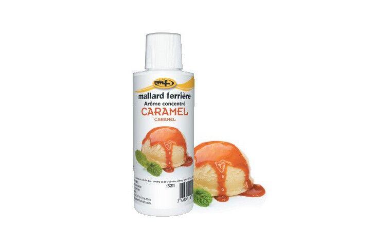 Mallard ferrière Arôme alimentaire concentré Caramel 125ml
