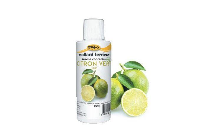 Mallard ferrière Arôme alimentaire concentré Citron vert 125ml