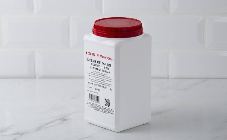 Louis Francois crème de tartre- 1 kg