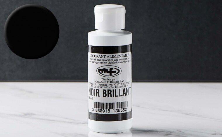 Mallard ferrière Colorant alimentaire liquide Noir 100ml