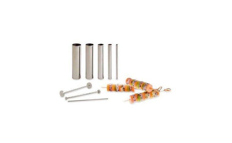 Tellier Set design culinaire (5 tubes découpoirs)