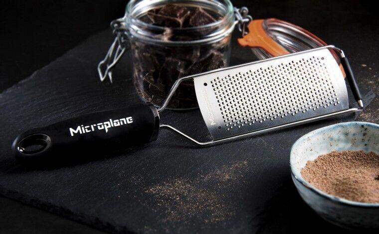 Microplane Râpe fine à épices / agrumes