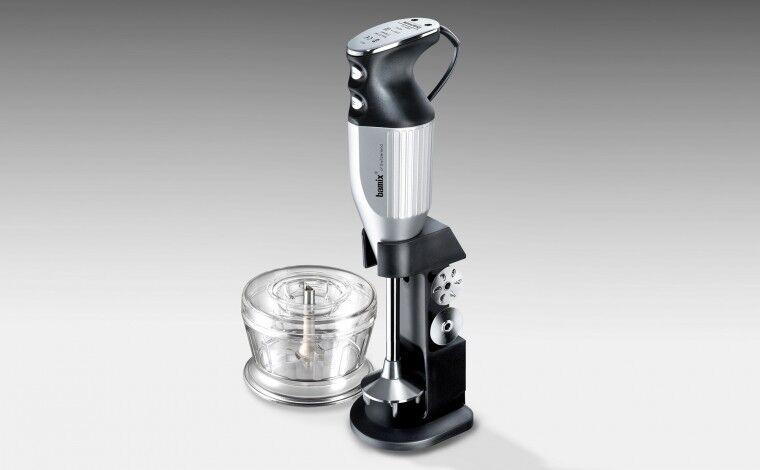 Bamix Mixeur plongeant Bamix M160 Deluxe Argent