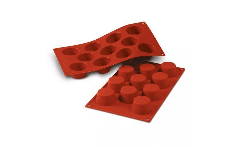 Silikomart Moule silicone 11 mini muffins