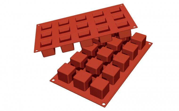 Silikomart Moule silicone 15 mini cubes
