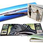 fotocompil  FotoCompil Livre Photo A4 - Papier photo Un vrai Livre avec... par LeGuide.com Publicité