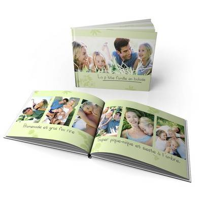 FotoCompil Livre photo Cewe A5 - 19x15