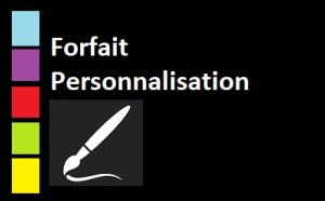 Forfait personnalisation
