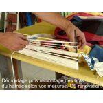 Tropical Influences Modif longueur hamac Refaire les bras d'un hamac... par LeGuide.com Publicité