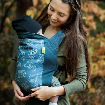 Porte bébé Boba 4GS Constellation