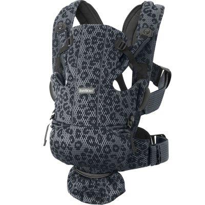 Porte-bébé Move Mesh 3D léopard