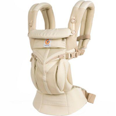 Porte bébé Omni 360 Cool Air Mesh beige chiné