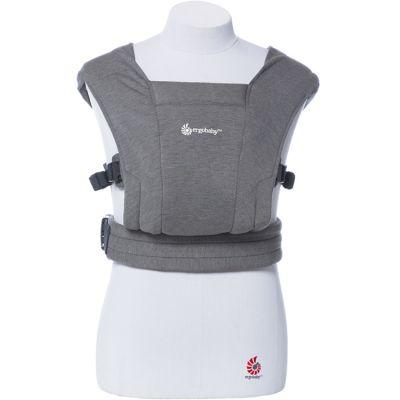Porte bébé Embrace gris