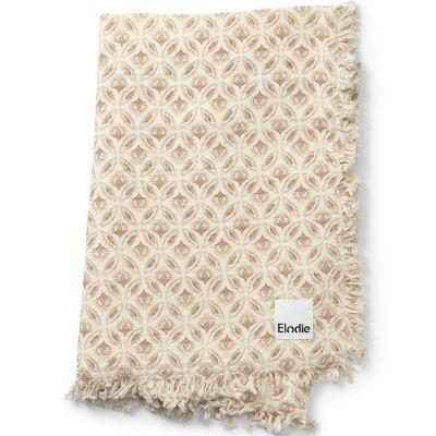Sweet Couverture en coton froissé Sweet Date (70 x 100 cm)