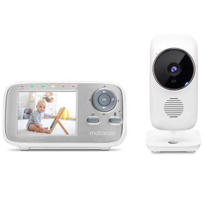 Moniteur bébé vidéo MBP483 écran 2.8