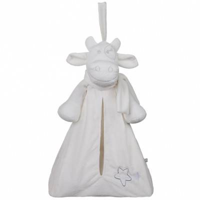 Range pyjama Lola blanc Poudre d'étoiles