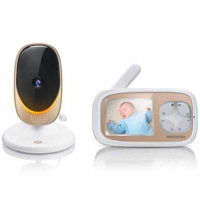 Moniteur bébé vidéo connecté CONFORT40 avec écran 2.8