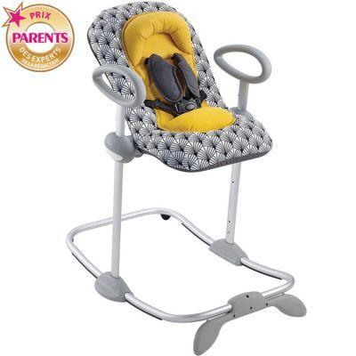 Transat bébé Up and Down III palmier jaune
