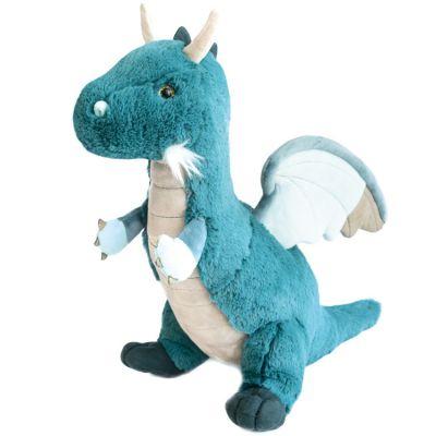 Dragon Peluche géante Dragon Les animaux des grands espaces (60 cm)