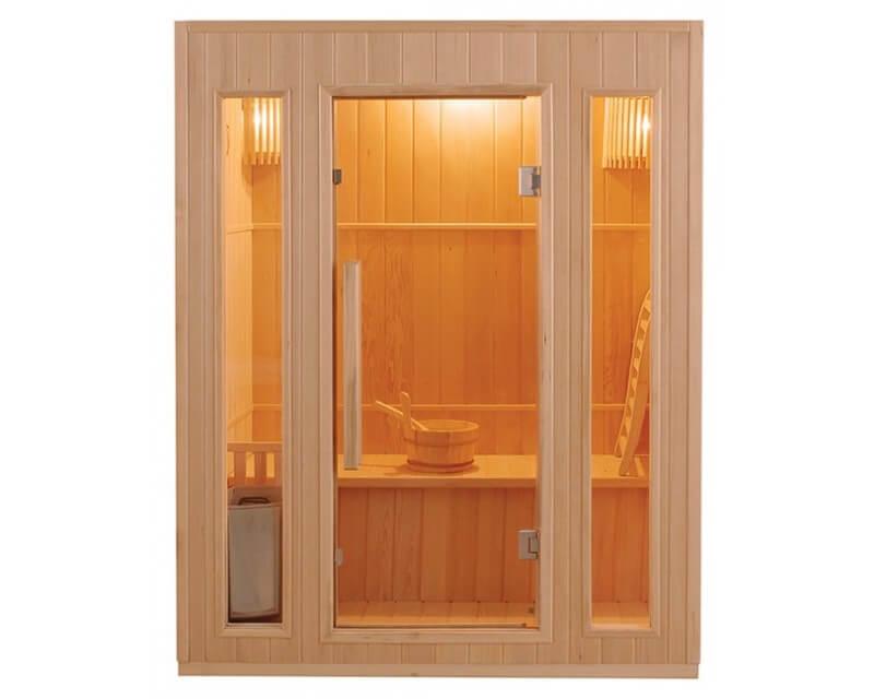 France Sauna Sauna vapeur Zen 3 places