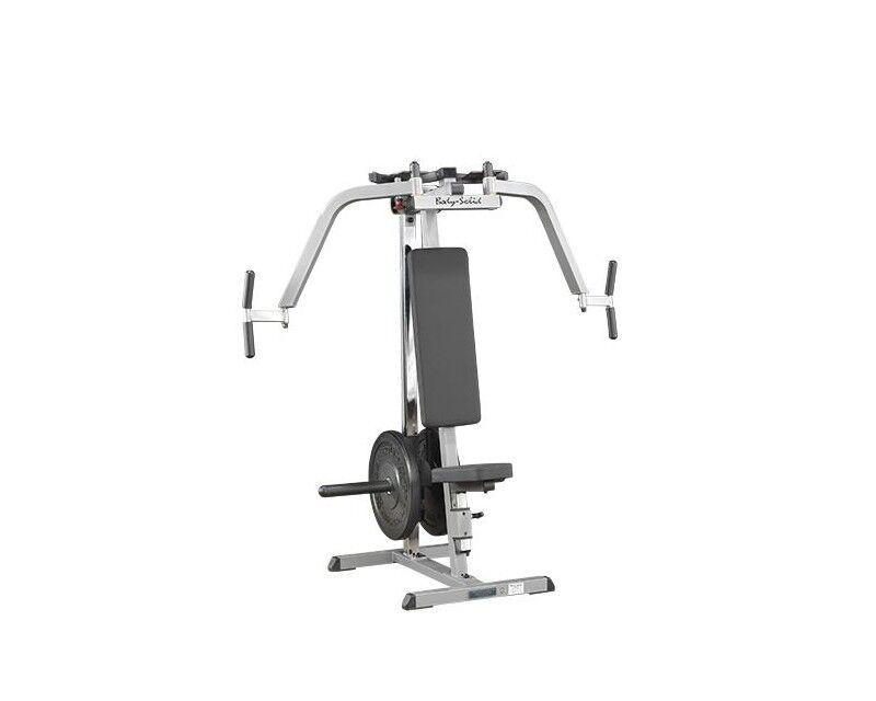 Body Solid Machine de musculation PECTORAUX BODY SOLID GPM65