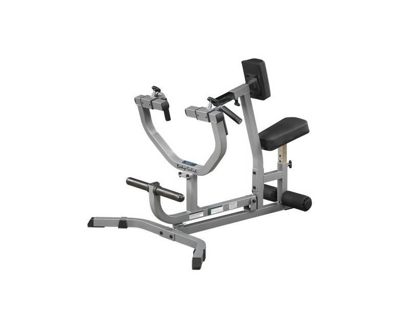 Body Solid Machine de dos Body Solid Rowing assis GSRM40