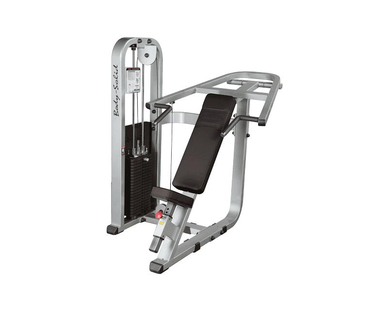 Body Solid Machine pectoraux Body Solid Pro Clubline SIP1400 95 kg
