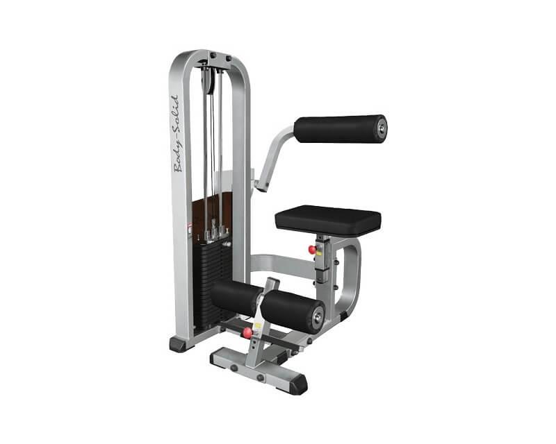 Machine lombaire Body Solid Pro Clubline SBK1600 95 kg