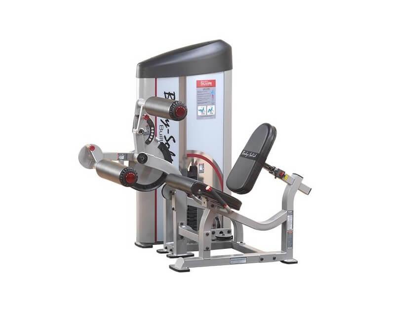 Body Solid Leg Extension Leg Curl Body Solid Pro Clubline S2SLC 105 kg