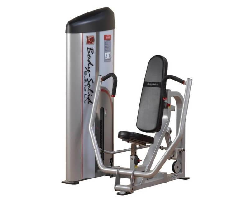 Body Solid Presse poitrine Body Solid Pro Clubline Series II S2CP 95 kg