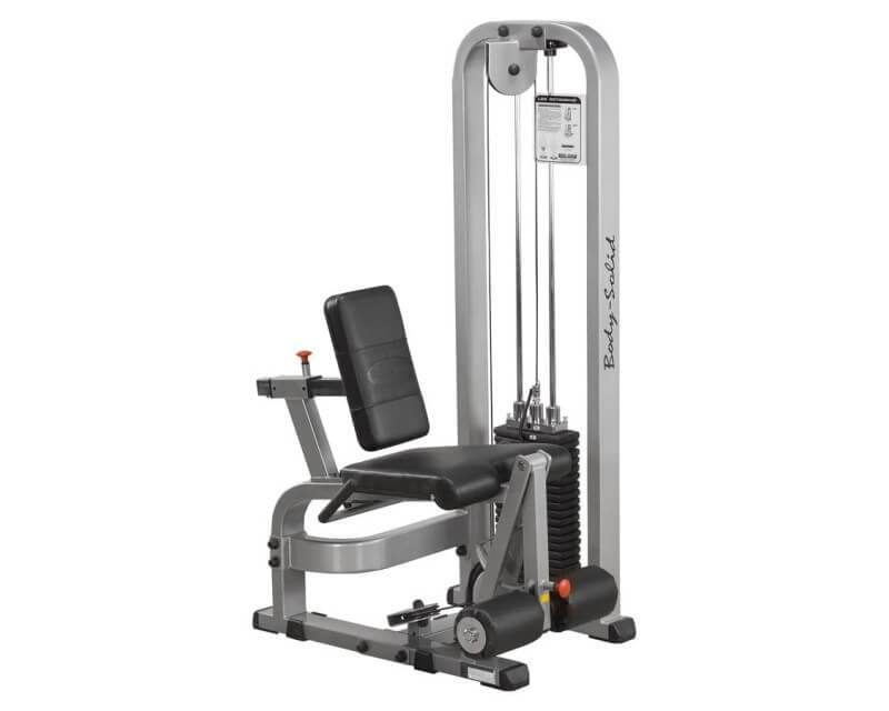 Body Solid Leg Extension Body Solid Pro Clubline SLE200G 140 kg