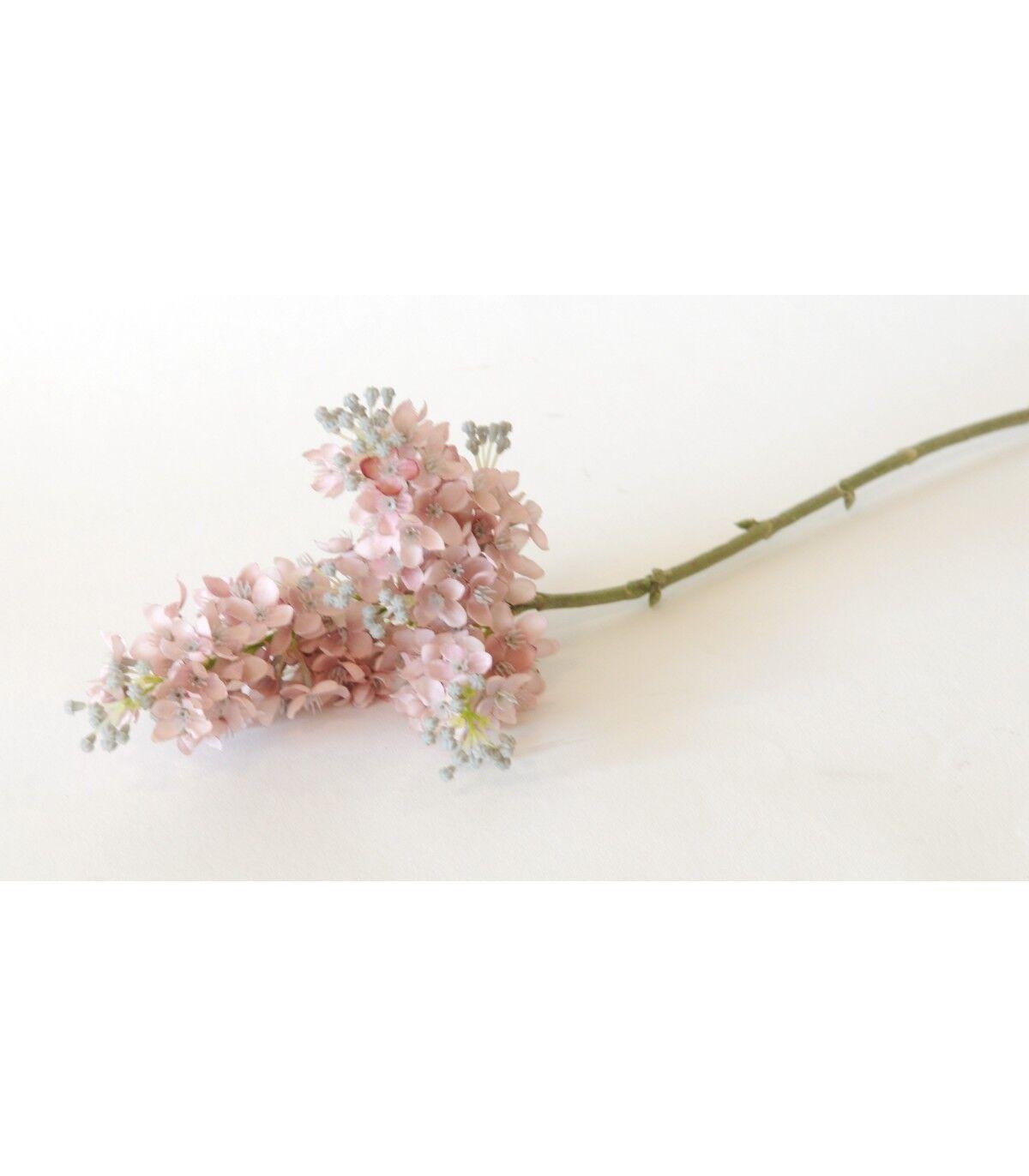 Branche de lilas mauve