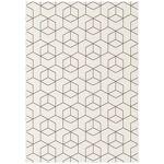 Tapis Graphique Essenza Crème - Cubes 3D - 200 x 290 cm Le tapis de 200... par LeGuide.com Publicité